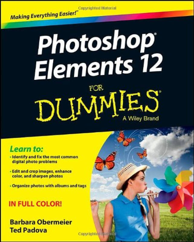 Photoshop Elements 12 For Dummies (For Dummies (Computer/Tech))