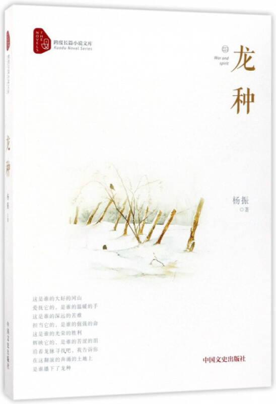龙种/跨度长篇小说文库