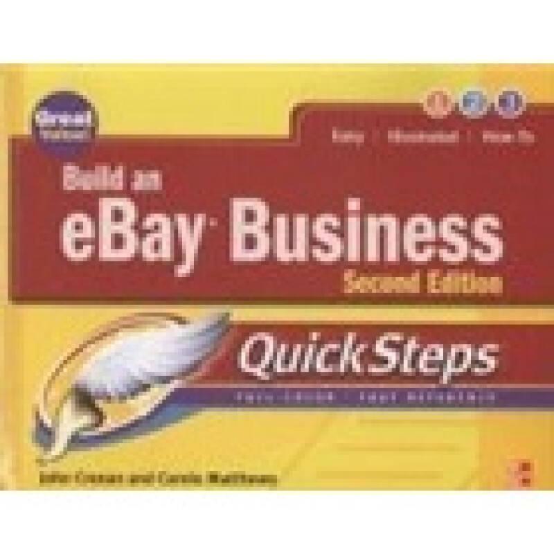 Build an eBay Business QuickSteps