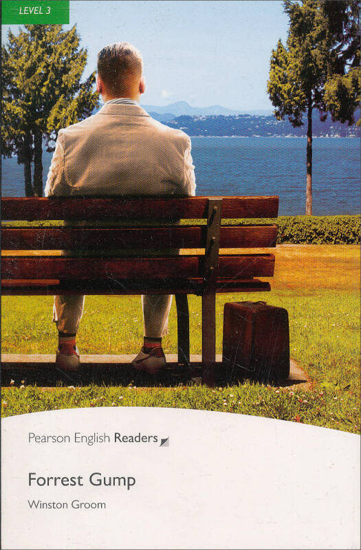 Forrest Gump (2nd Edition) (Penguin Readers, Level 3)[阿甘正传]
