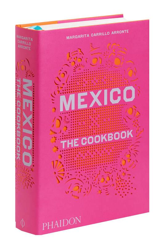 Mexico墨西哥:烹饪书