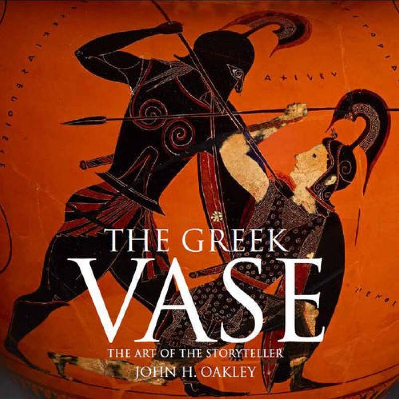The Greek Vase: Art of the Storyteller[希腊花瓶:讲故事的艺术]