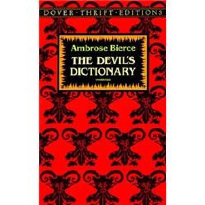 The Devil's Dictionary 魔鬼辞典