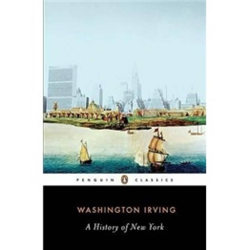 A History of New York (Penguin Classics)