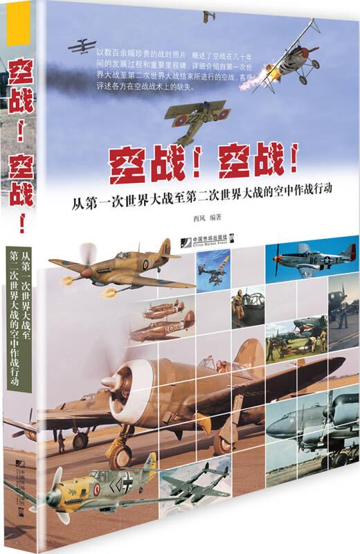 空战!空战! 从第一次世界大战至第二次世界大战的空中作战行动