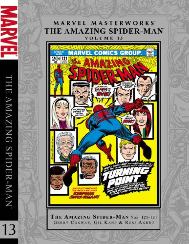 Marvel Masterworks: The Amazing Spider-Man - Volume 13 (Marvel Masterworks (Numbered))