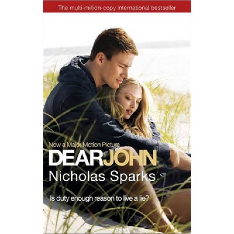 Dear John (Film Tie-in)[分手信]
