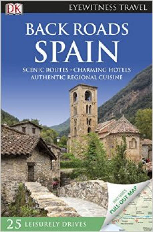 Back Roads Spain (New Edition April)