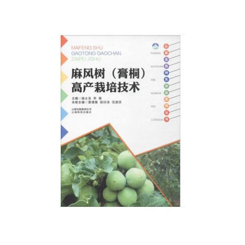 云南高原特色农业系列丛书:麻风树(膏桐)高产栽培技术