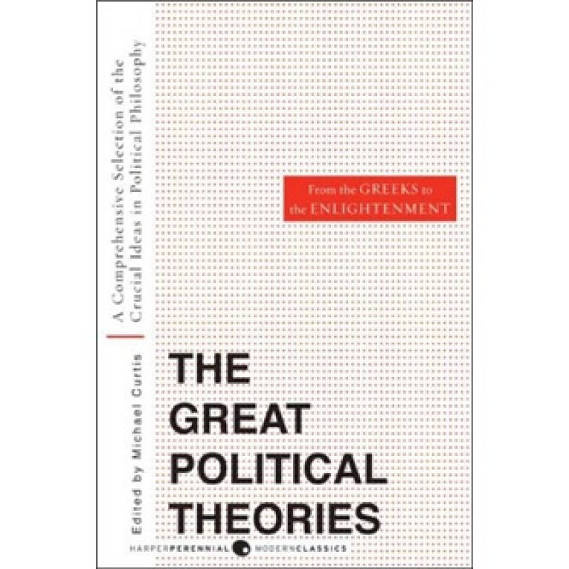 The Great Political Theories V.1[伟大的政治理论,卷一]