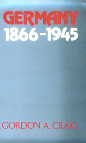 Germany 1866-1945