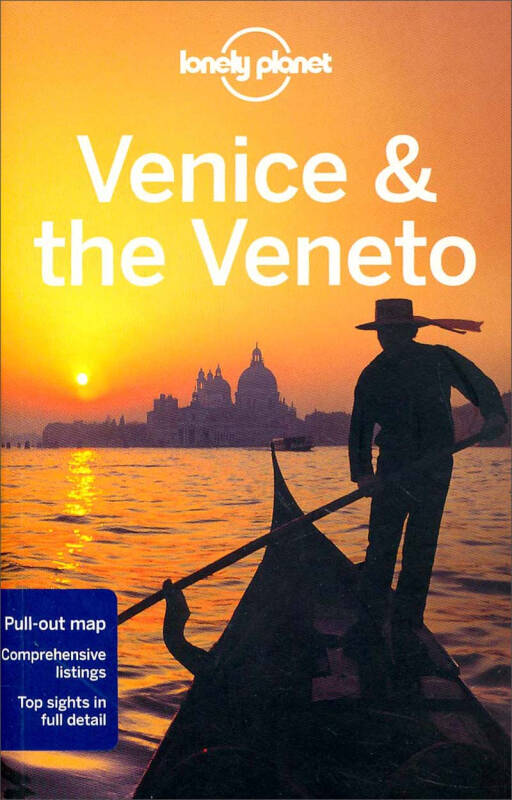 Lonely Planet: Venice and The Veneto (City Travel Guide)孤独星球旅行指南:威尼斯和威尼托