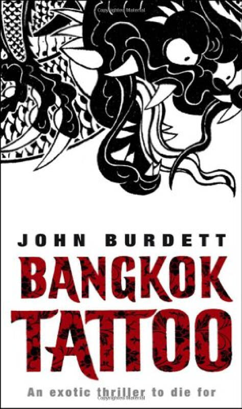 Bangkok Tattoo  曼谷纹身 英文原版