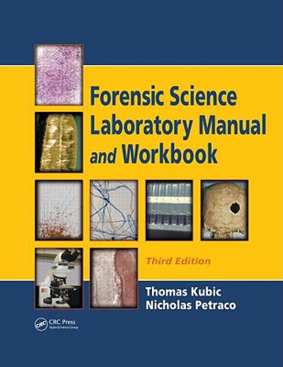 ForensicScienceLaboratoryManualandWorkbook