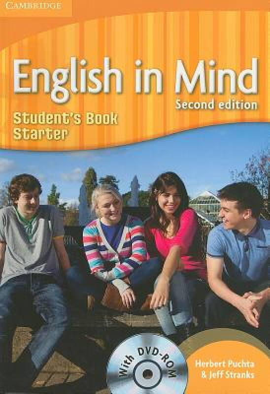 English in Mind [With DVD ROM]