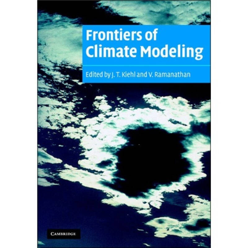 Frontiers of Climate Modeling[气候模型前沿]