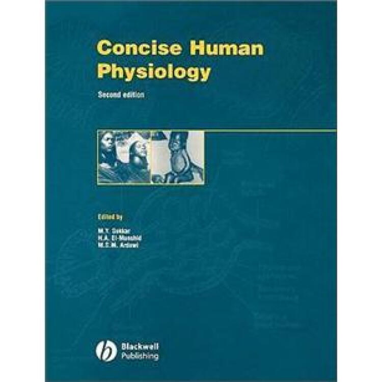 ConciseHumanPhysiology