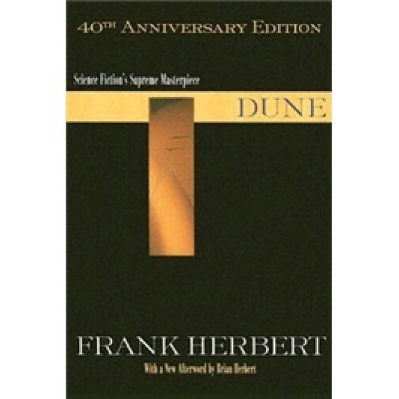 Dune (40th Anniversary Edition) 英文原版