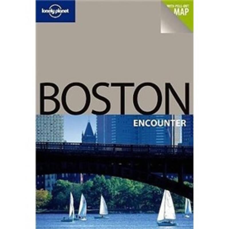 Lonely Planet: Boston孤独星球:波士顿