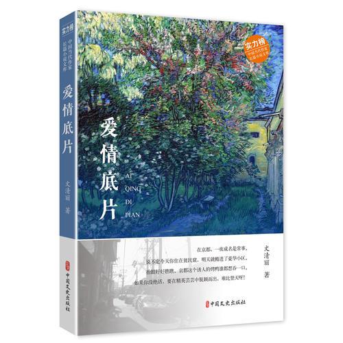 爱情底片(中国当代作家长篇小说文库)