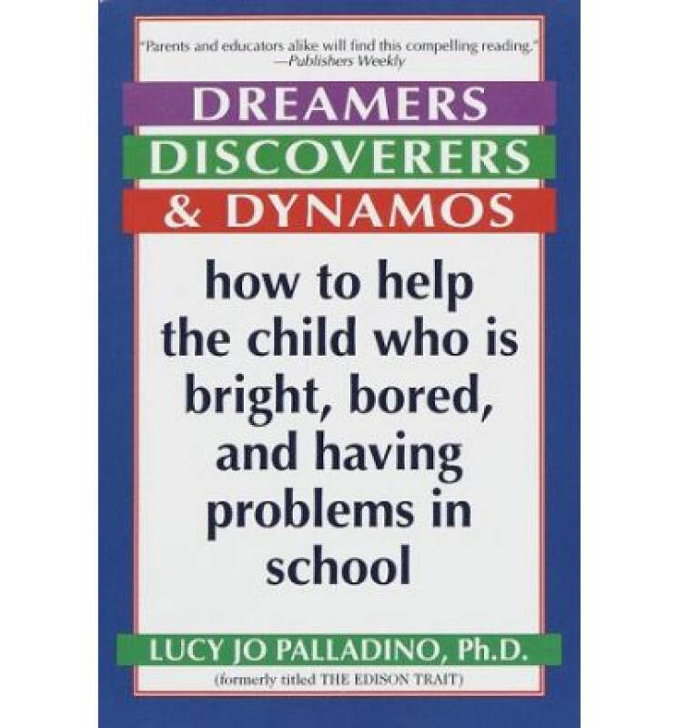 Dreamers, Discoverers & Dynamos  How to Help the