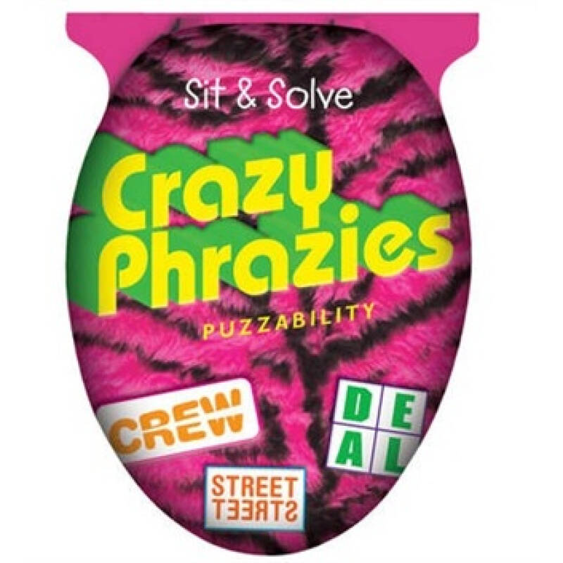 Sit & Solve? Crazy Phrazies