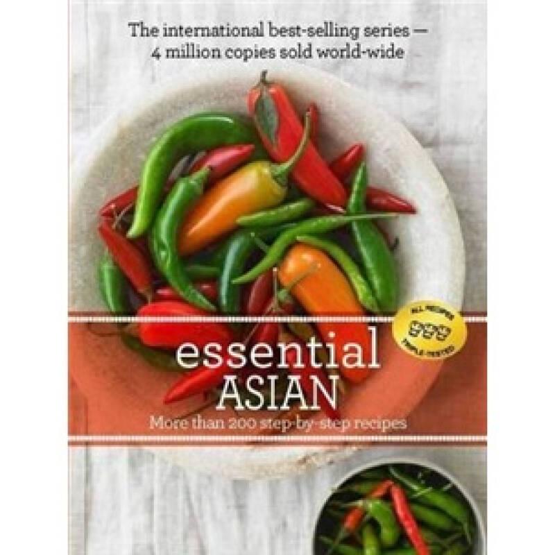 Essential Asian  亚洲美食