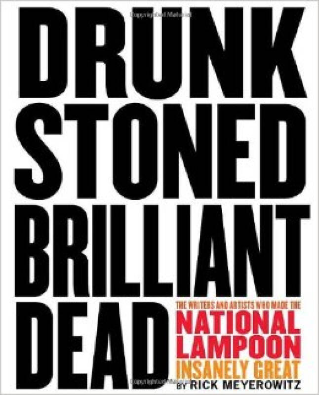 Drunk Stoned Brilliant Dead  The Writers and Art