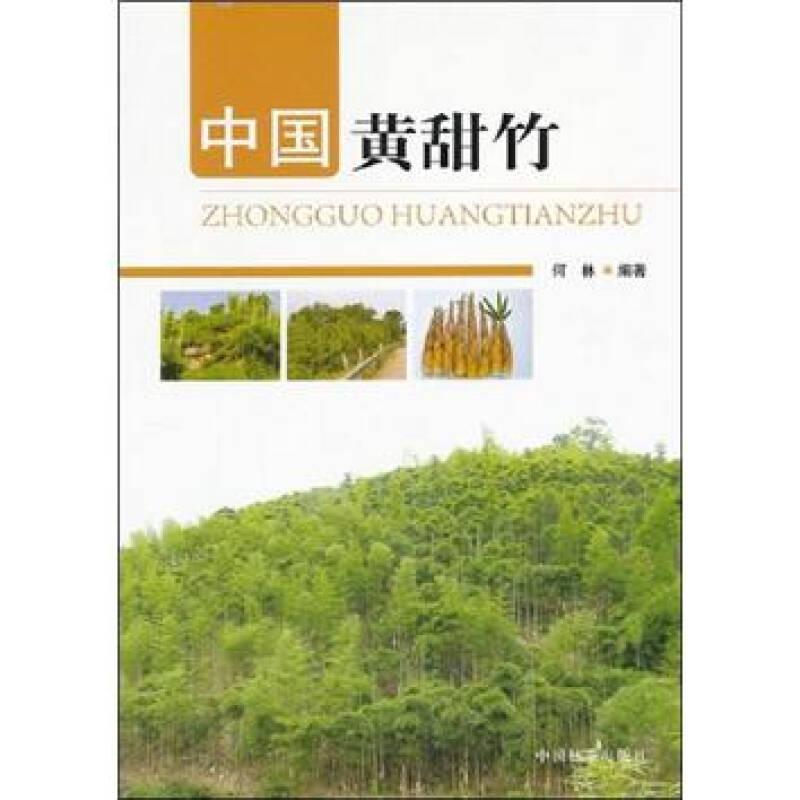 中国黄甜竹