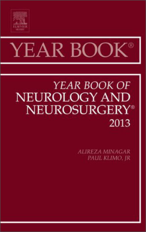 Year Book of Neurology and Neurosurgery, First Edition (Year Books)