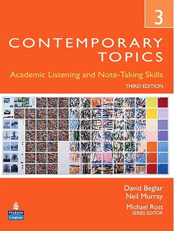 ContemporaryTopics3:AcademicListeningAndNote-TakingSkills[WithCd(Audio)]