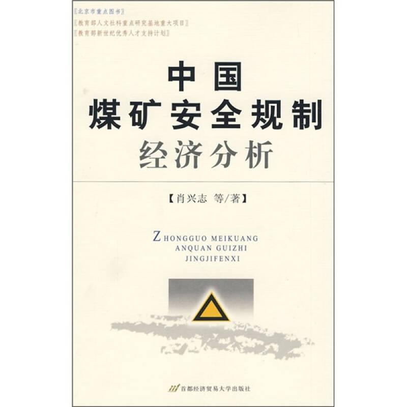 中国煤矿安全规制经济分析