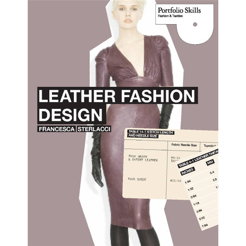 Leather Fashion Design  衣服的时尚设计