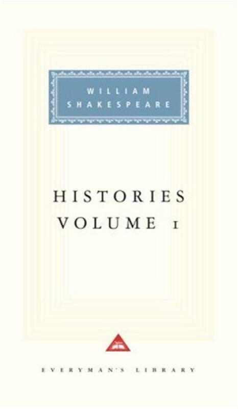 Histories  Volume 1