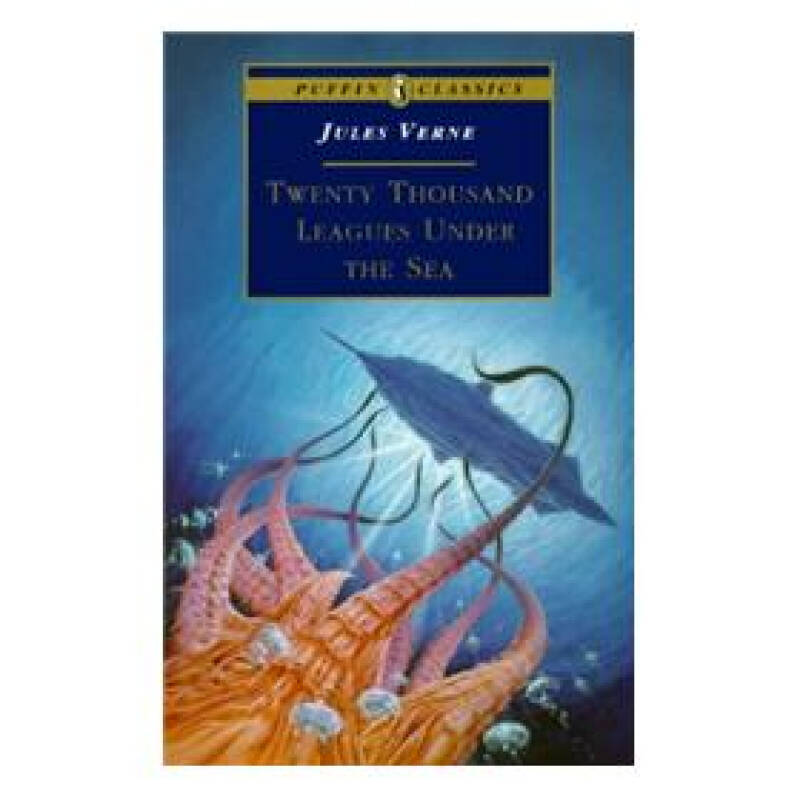 Twenty Thousand Leagues Under the Sea[海底两万里]