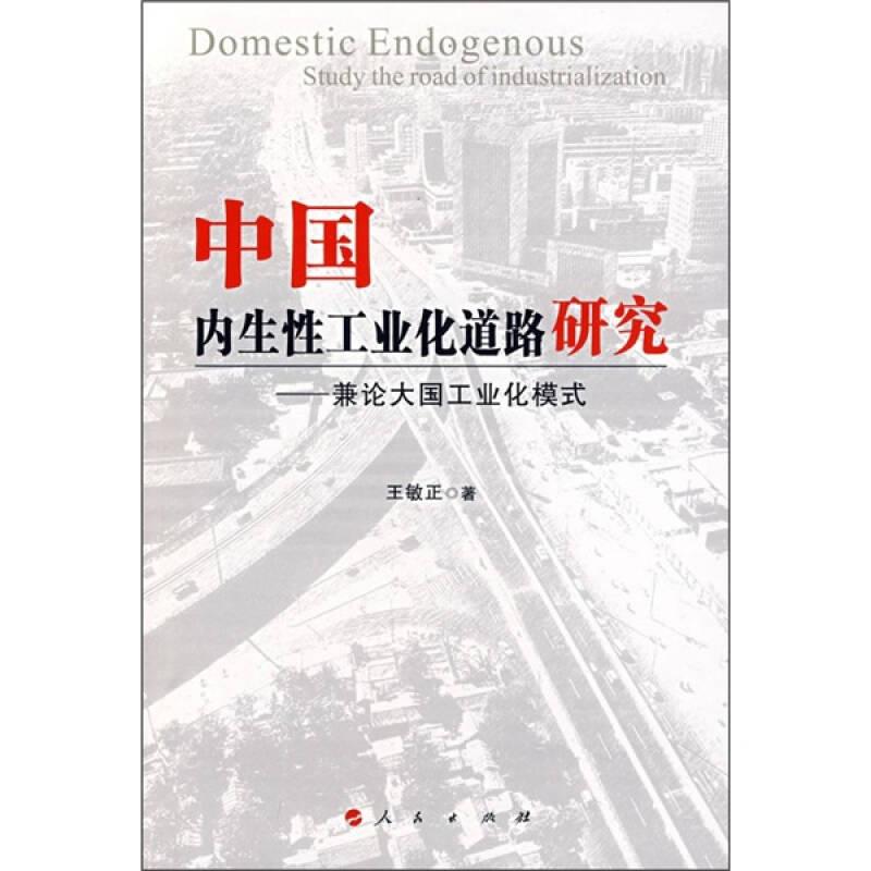中国内生性工业化道路研究:兼论大国工业化模式