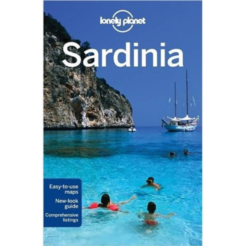 Lonely Planet: Sardinia (Regional Travel Guide)孤独星球旅行指南:撒丁岛