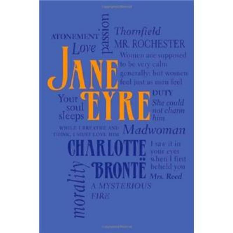 Jane Eyre (Single Title Classics)简·爱