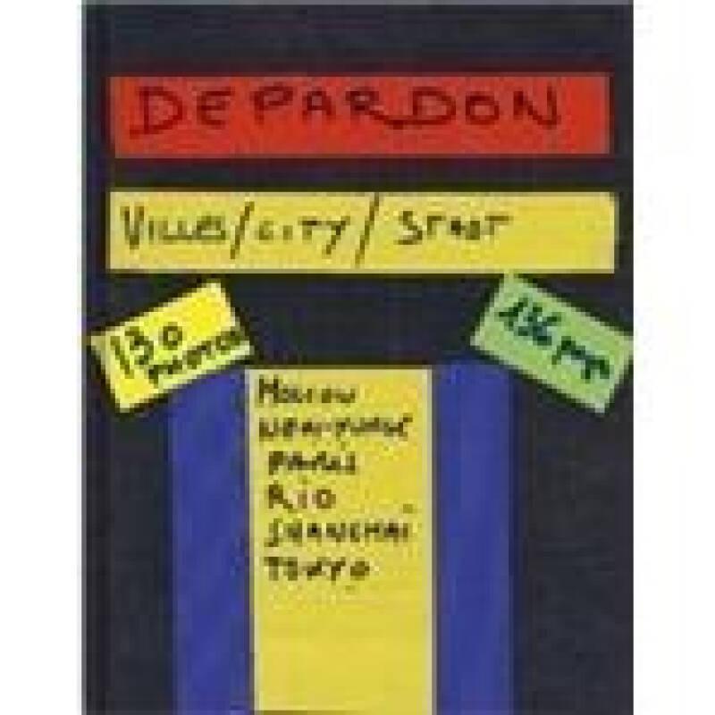 Raymond Depardon: Cities