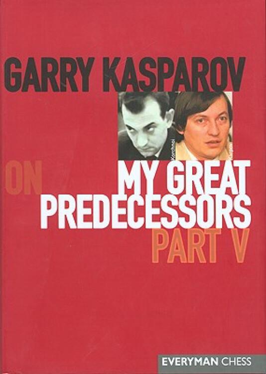 MyGreatPredecessors:PartV