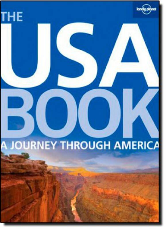 Lonely Planet: The USA Book孤独星球:美国