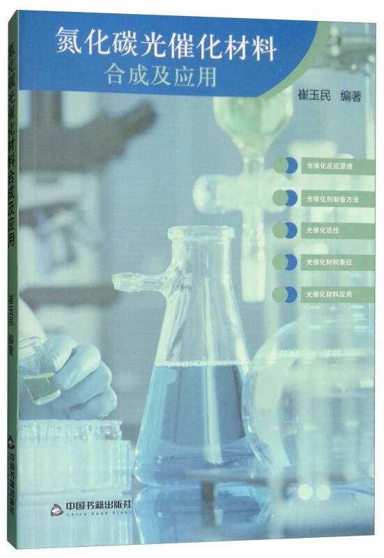 氮化碳光催化材料合成及应用