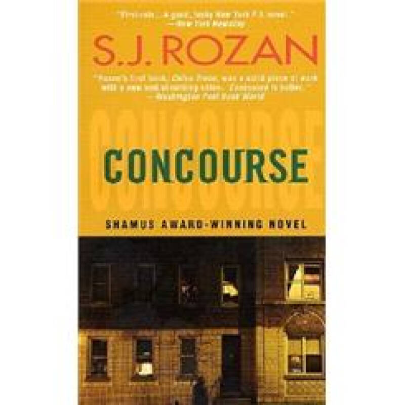 Concourse: A Bill Smith-Lydia Chin Mystery