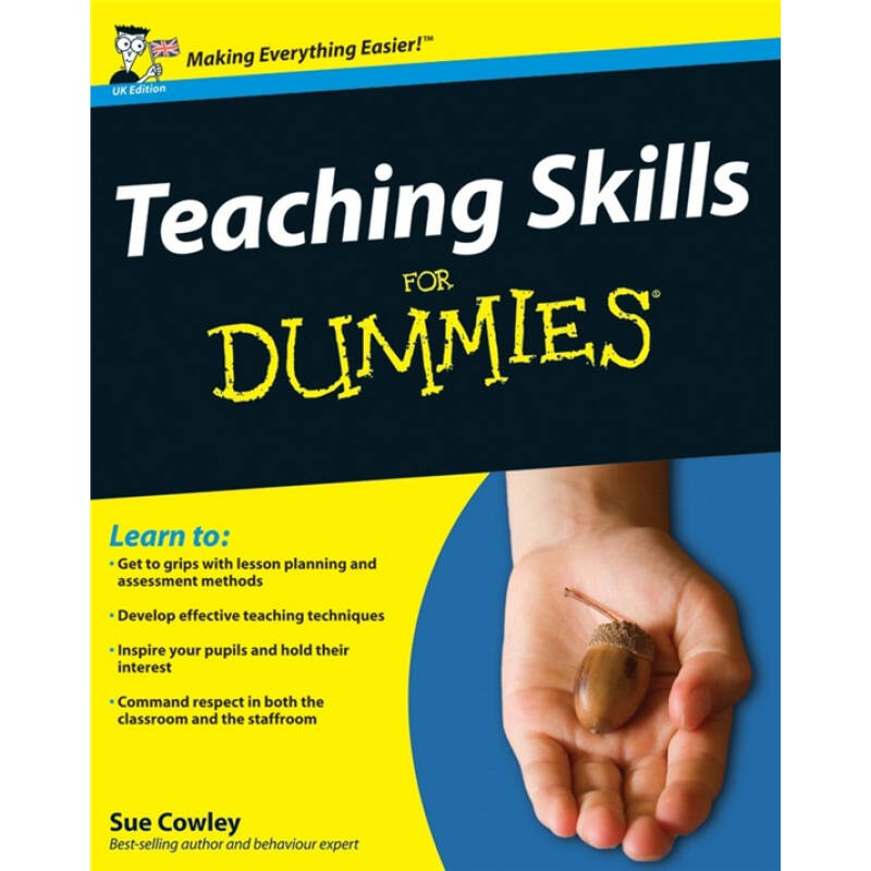 Teaching Skills For Dummies[教学技能傻瓜书]