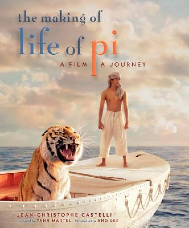 The Making of Life of Pi: A Film, a Journey少年派的奇幻漂流制作花絮:一部电影一个旅程