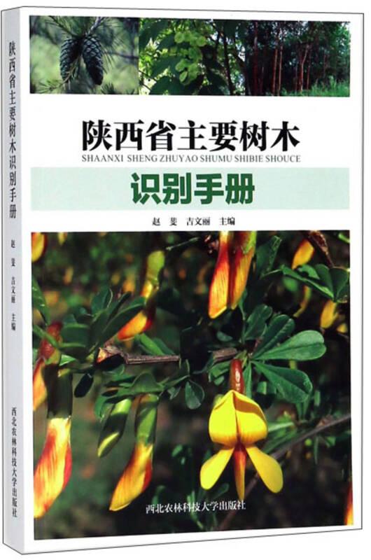 陕西省主要树木识别手册