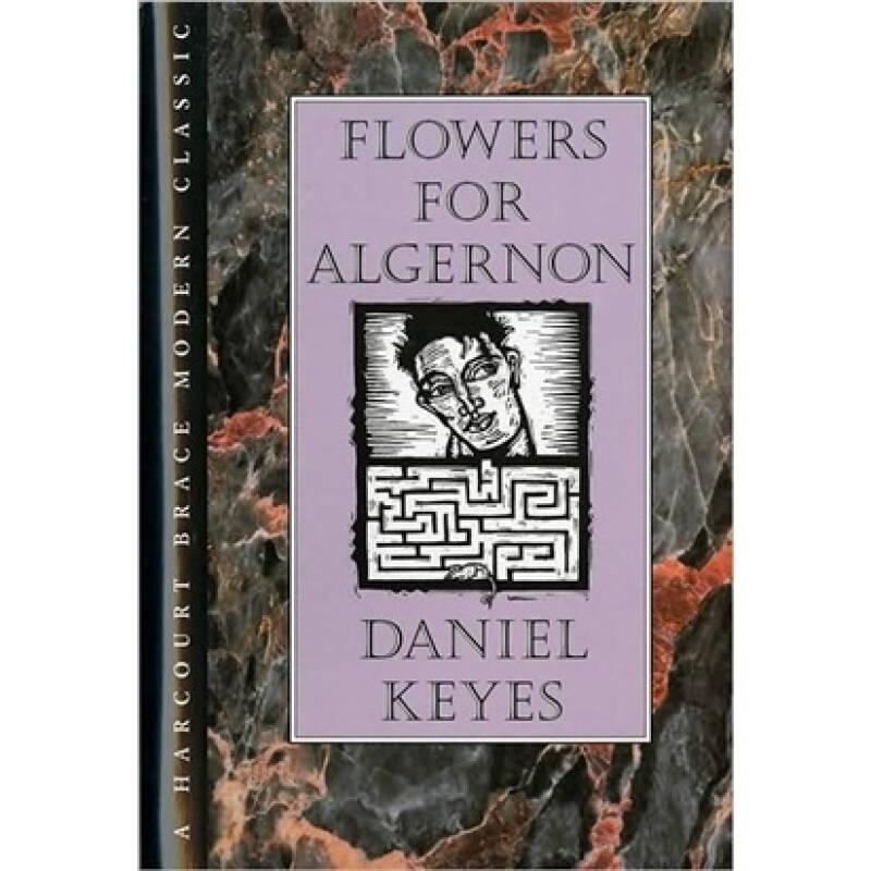 Flowers for Algernon 英文原版