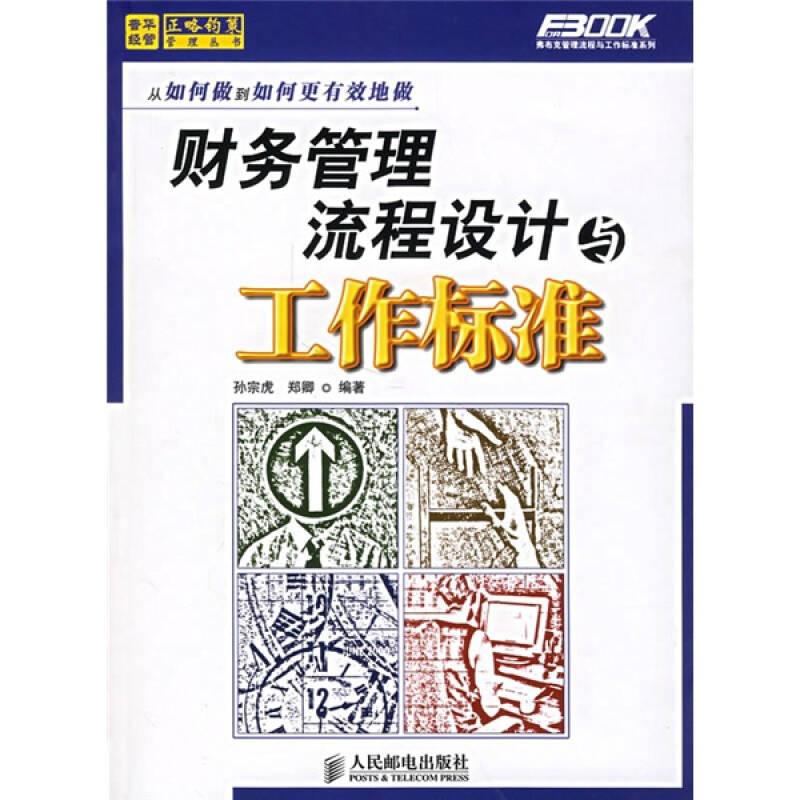 财务管理流程设计与工作标准