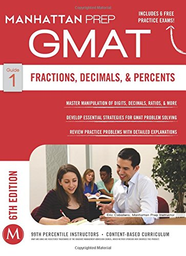 GMAT Fractions, Decimals, & Percents