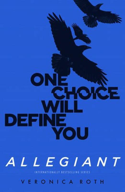 Divergent Trilogy (3) - ALLEGIANT 分歧者三部曲之三:忠诚者 英文原版